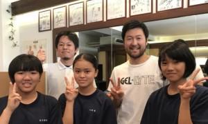 橋本竜馬プロバスケットボール選手(キングス)