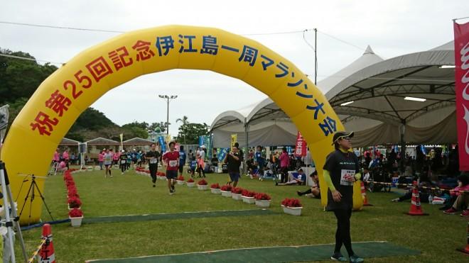 伊江島マラソン2017 ブース出店報告