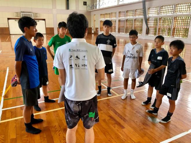 GKトレーニング合宿