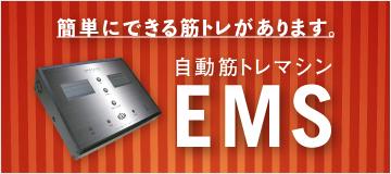 【定額制】EMSインナートレーニングマシン!!
